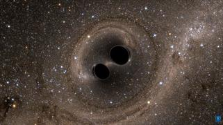 On the direct detection of the gravitational waves by LIGO.