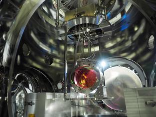 KAGRA鏡懸架装置(PR3)